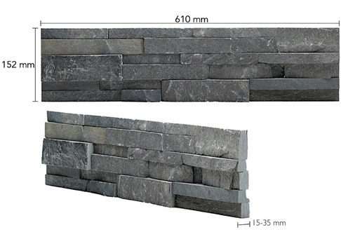 Stone CLadding Panels Dimensions