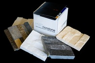 Stacked Stone Sample Box