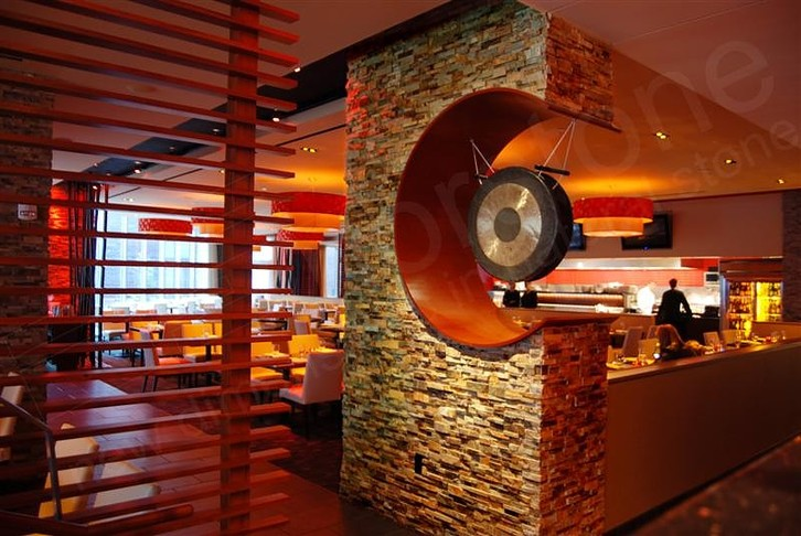 Susanna Foo Restaurant INterior Project