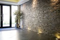 Stone Cladding for Feature Walls